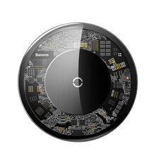 Беспроводное зарядное устройство Baseus Wireless Charger Simple CCALL-AJK01  (черный)