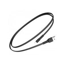 USB Дата-кабель TYPE-C для зарядки и синхронизации Android BASEUS TOUGH 1M CATZY-B01 (черный)
