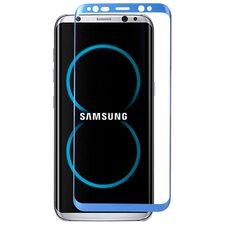 Защитное стекло для SAMSUNG S8 3D (синий)