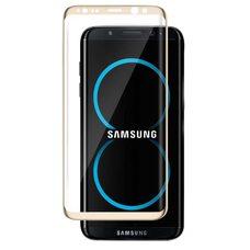 Защитное стекло для SAMSUNG S8+/S9+ (золотистый)