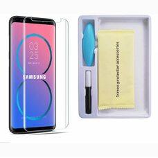 Защитное стекло для SAMSUNG S8+ 3D (ультрафиолет)