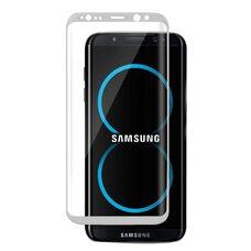 Защитное стекло для SAMSUNG S8+/S9+ (белый)