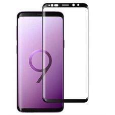 Защитное стекло для SAMSUNG S9+ Full glue  (черный)