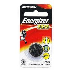 Батарейка для часов ENERGIZER  CR 2032 -БЛ-1