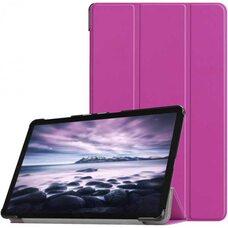 "Чехол для планшета Samsung Tab A 10.5"" (2018) JFK (фиолетовый)"