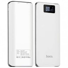 Портативное зарядное устройство HOCO 15000 mAh B23A  (белый)