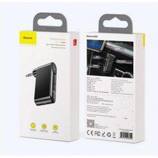 Адаптер Baseus Qiyin AUX Car Bluetooth Receiver (WXQY-01)