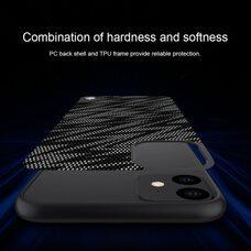 Чехол бампер для Apple iPhone 11 Nillkin Twinkle case (Black)