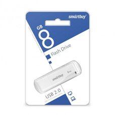USB флеш-накопитель Smartbuy 8GB LM05 series (белый)