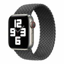 Ремешок для Apple Watch 42/44mm (M). Плетеный монобраслет. (Хаки)