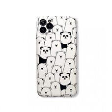 Чехол-накладка для Apple iPhone 11Pro Max. Luxo. Animals. Пандочки. №09
