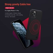 Чехол-бампер для Apple iPhone 11 Pro Nillkin Magic Case Pro (Black) MAX
