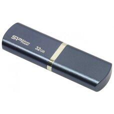 USB флеш-накопитель Silicon Power 32GB LUX MINI 720 (темно-синий)