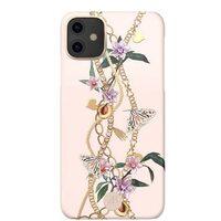 Чехол для Apple iPhone 11R KINGXBAR Light Luxury (pink)