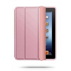 Чехол для iPad 2/3/4. Smart case. (Розовое золото)