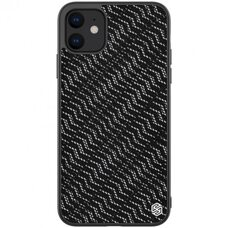 Чехол бампер для Apple iPhone 11 Nillkin Twinkle case (Silver)