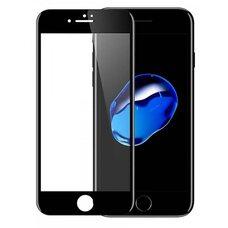 Защитное стекло для Apple iPhone 7/8/SE2 (Чёрный)