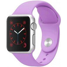 Ремешок для Apple Watch 38/40mm SPORT (упак. картон) №41 лиловый
