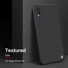 Чехол-накладка для Apple iPhone XR Nillkin Textured Case (Чёрный)