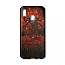 Чехол для Samsung Galaxy A20/A30. (Spider man)