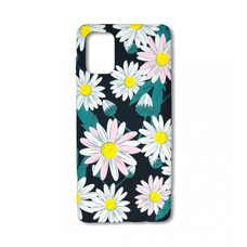 Чехол для Samsung Galaxy A71 Luxo. Flowers. Ромашки