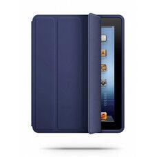 Чехол для iPad 2/3/4. Smart case. (Тёмно-синий)
