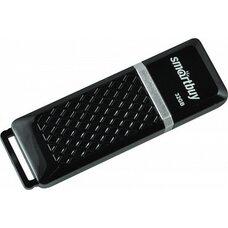 USB флеш-накопитель Smartbuy 32GB Quartz series (черный)