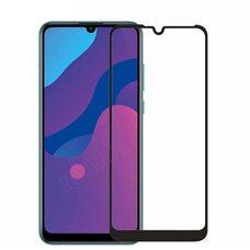 Защитное стекло для Huawei Honor 9A (черный)