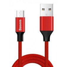 Кабель MICRO USB BASEUS YIVEN CAMYW-A09 (красный)