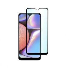 Защитное стекло для Samsung Galaxy A02s. (Чёрный)