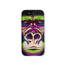 Чехол для Apple iPhone 7/8/SE2. Luxo. Animals. Мордочка гориллы