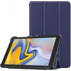 """Чехол для планшета Samsung Tab А 8"""" (2018) Т387 JFK (Тёмно-синий)"""