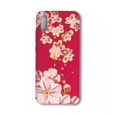 Чехол для Xiaomi Redmi 9A. Luxo. Flowers. Сакура. J2