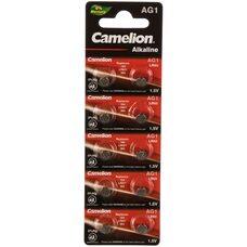 Батарейка для часов Camelion  AG1 BL-10  364A / LR621 / 164 Mercury Free