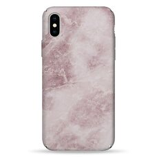 Чехол-накладка для iPhone X/XS Pump Plastic Fantastic Case Shine Pink