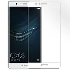 Защитное стекло для Huawei P10 Lite (2017). (Белый)