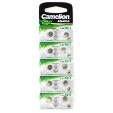 Батарейка для часов Camelion  AG11 / 361A / LR721