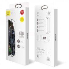 Защитное стекло для Apple iPhone 7/8/SE2 Baseus SGAPIPH8N-JG01 (Чёрный)