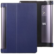 """Чехол для планшета JFK Lenovo Yoga Tab 3 10.1"""" PLUS X90(PRO) (темно-синий)"""
