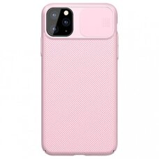 Чехол-накладка для Apple iPhone 11 PRO MAX  Nillkin CamShield Case (Pink) NEW