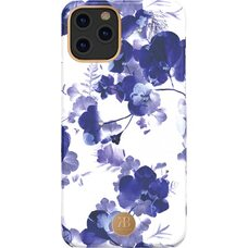 Чехол-накладка для Apple iPhone 11 PRO MAX KINGXBAR BLOSSOM (Orchid)