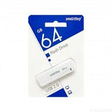 USB флеш-накопитель SmartBuy 64GB LM05 Series (белый)