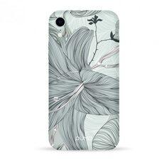 Чехол-накладка для iPhone XR Pump Tender Touch Case Lilies силиконовый