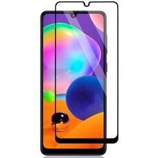 Защитное стекло для Samsung Galaxy A42 (Чёрный)