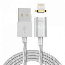 USB Дата-кабель Lighting для зарядки и синхронизации iPhone/iPad HOCO U16 MAGNETIC