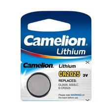 Батарейка для часов Camelion  CR 2025 -БЛ-5