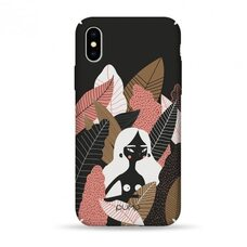 Чехол-накладка для iPhone X/XS Pump Tender Touch Case Jungle