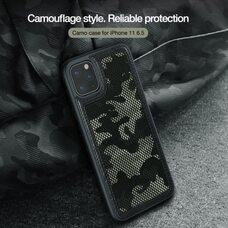 Чехол-накладка для Apple iPhone 11 Pro Max Nillkin Camo Case