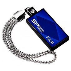 USB флеш-накопитель Silicon Power 32GB Touch 810 (синий)