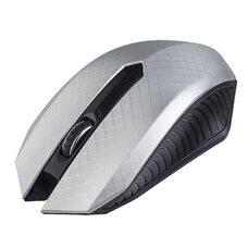 Мышь беспроводная Perfeo оптич. SWITCH 3 кн, DPI 1200, USB, серебр.PF_A4501